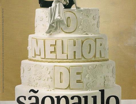 Revista O Melhor de SP Casamento