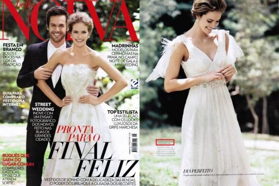 Revista Bella Noiva - Fevereiro 2014