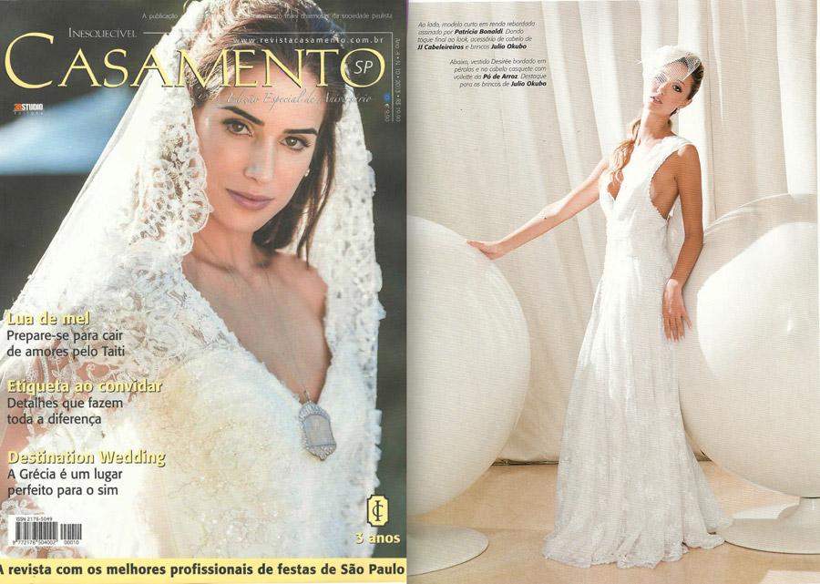 Revista Inesquecivel Casamento