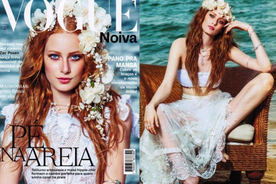 Revista Vogue Noiva