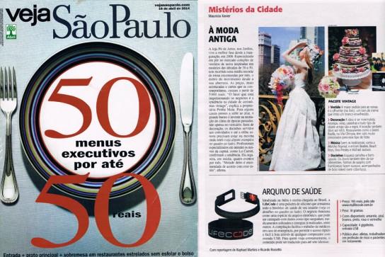 Revista Veja SP - Março 2014