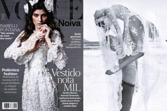 Anuário Vogue Noivas 2013