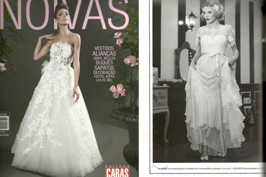 Revista Caras Noivas 2013