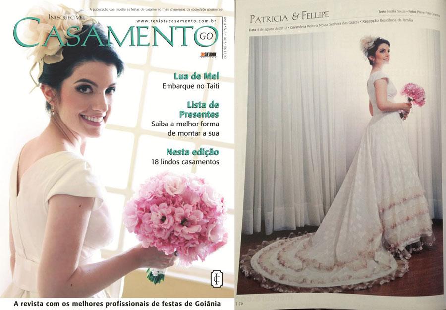 Revista insquecível Casamento - Goiania
