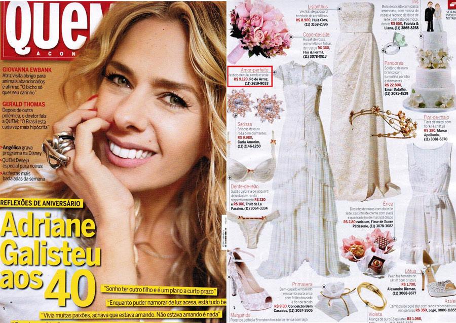 Revista Quem Abril 2013