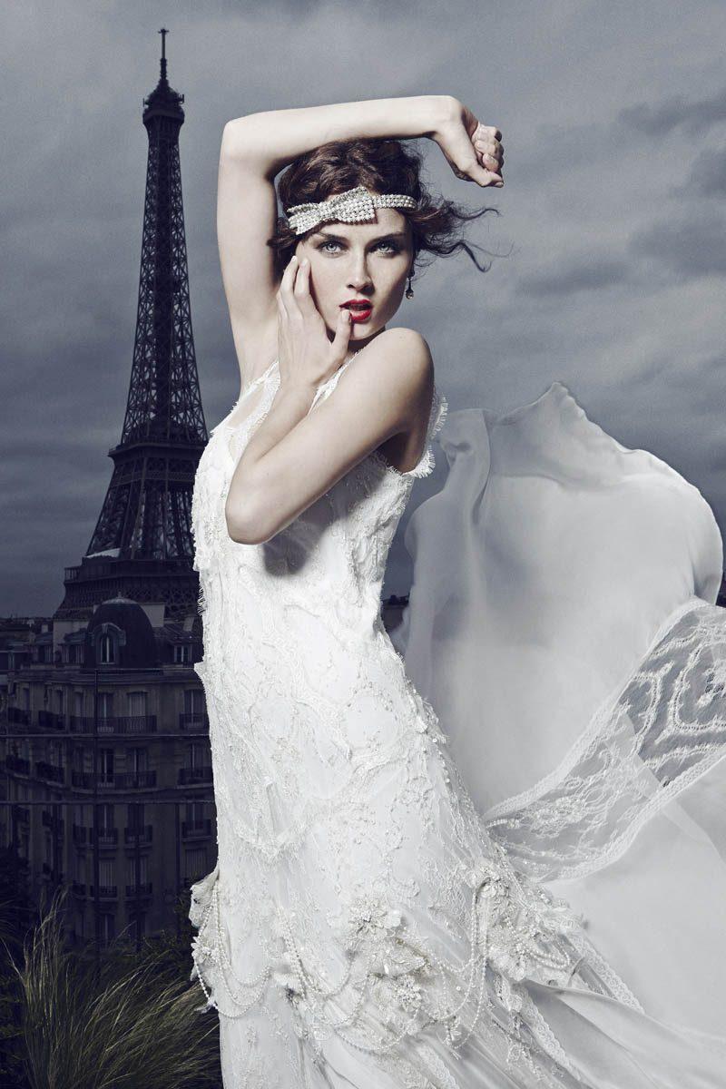 Vestido Bérénice