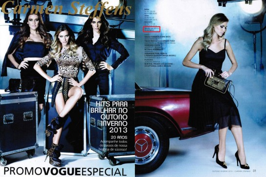 Revista Vogue Especial