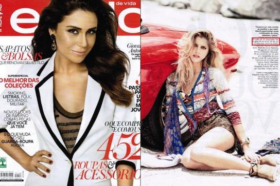 Revista Estilo - Março 2013