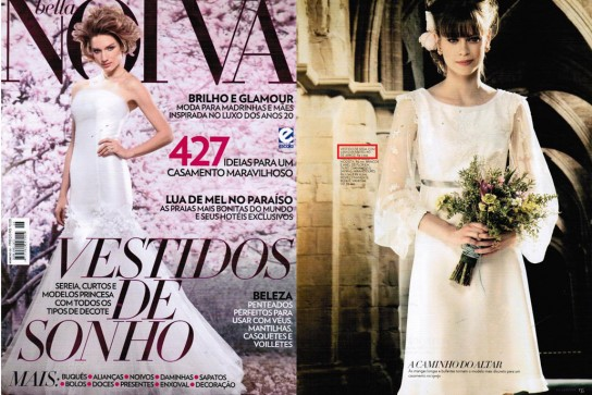 Revista Bella Noiva - Agosto 2013