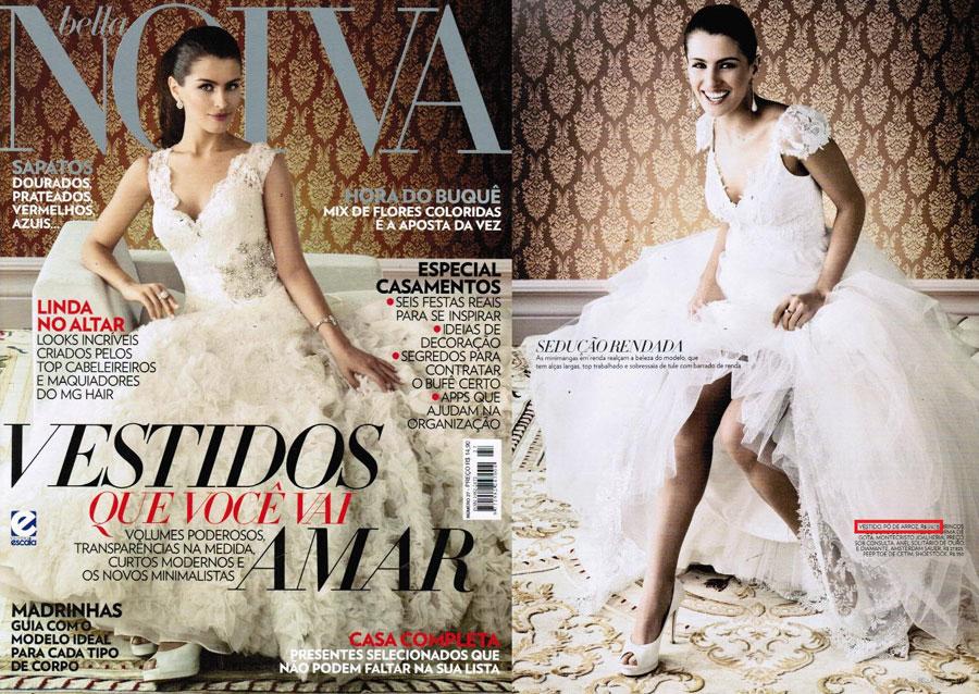 Revista Bella Noiva  - Novembro  2013
