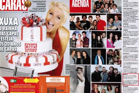 Revista Caras - Novembro 2013