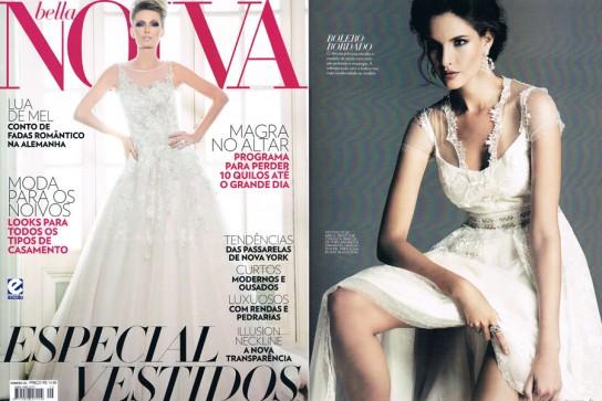 Revista Bella Noiva - Julho 2014