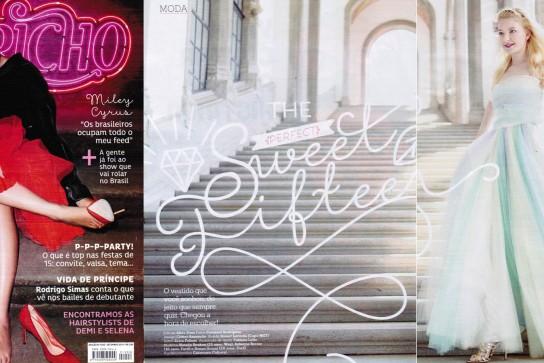 Revista Capricho - Setembro 2014