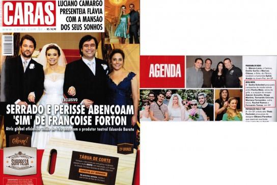 Revista Caras - Outubro 2014