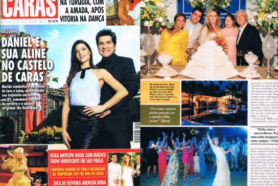 Revista Caras Isabela de Oliveira 2014