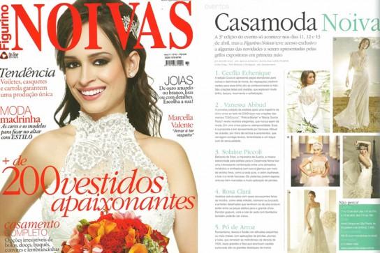 Revista Figurino Noivas - Março 2014