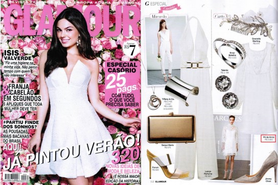 Revista Glamour - Setembro 2014