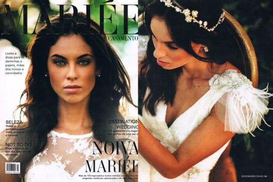 Revista Marieé - Junho 2014