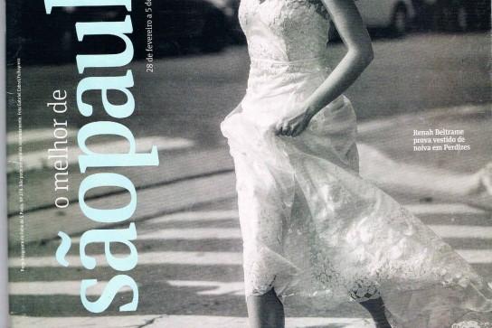 Revista Melhor de SP Casamentos 2016