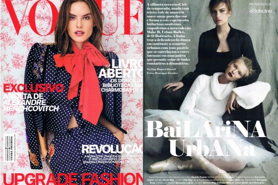 Revista Vogue - Abril 2016