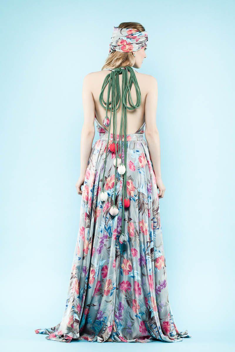 Vestido Jardim de Monet 2