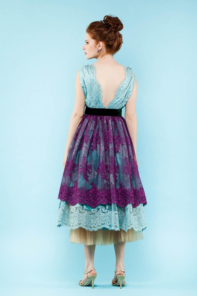 Vestido Framboise