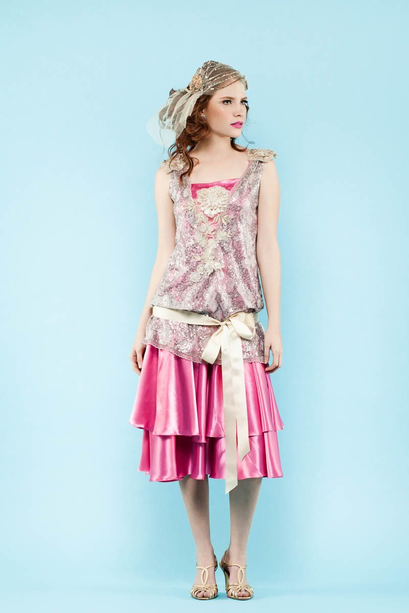 Vestido Melindrosa