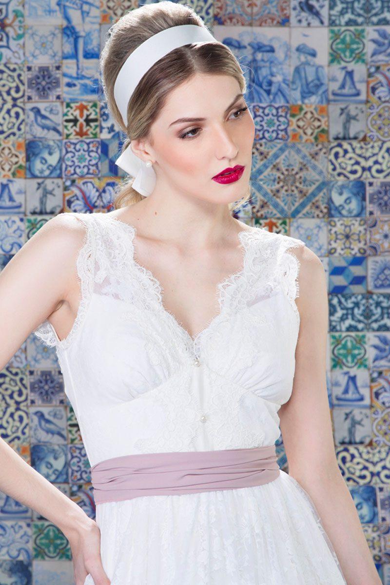 Vestido Lucia de Jesus