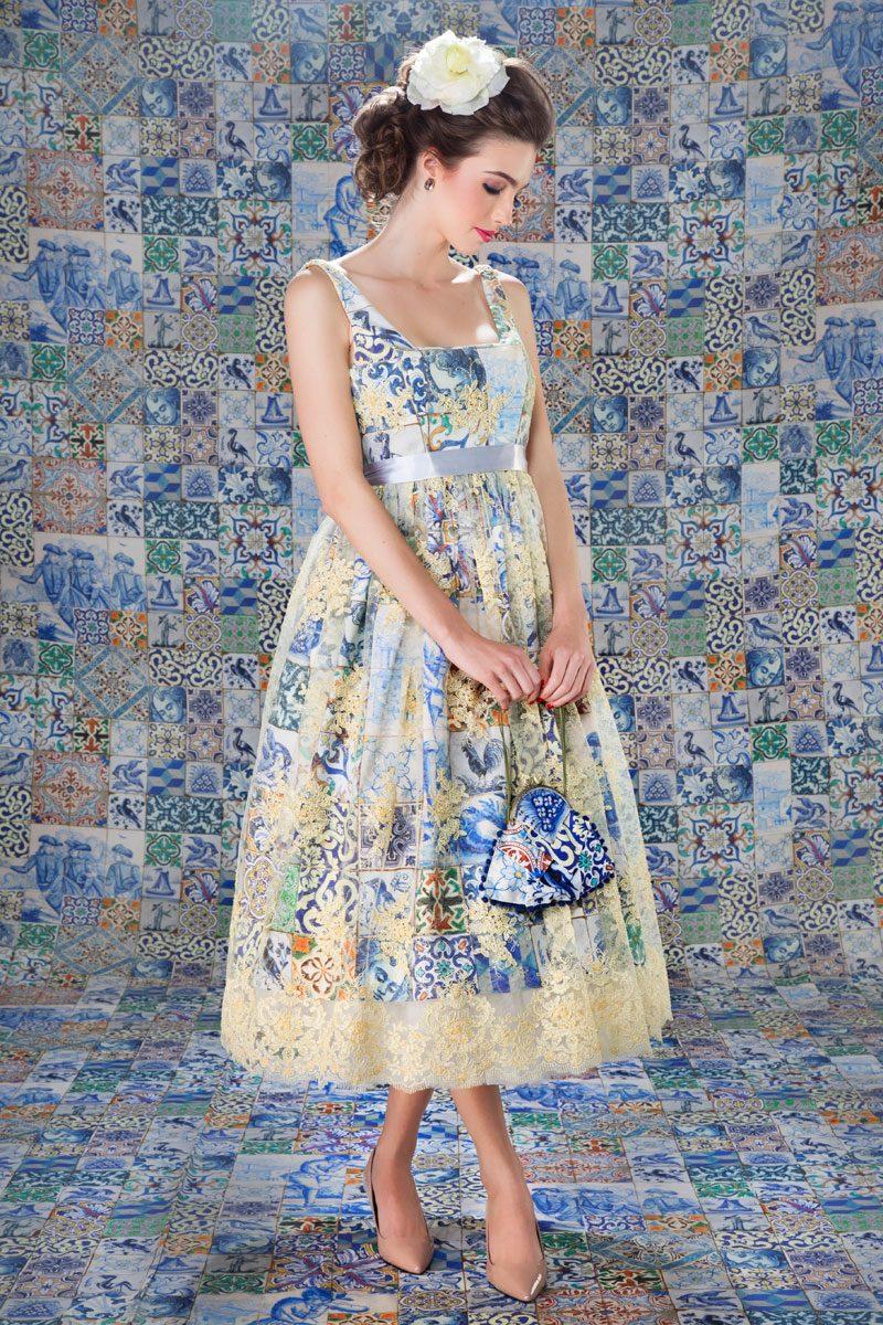 Vestido-Pastel-de-Belém