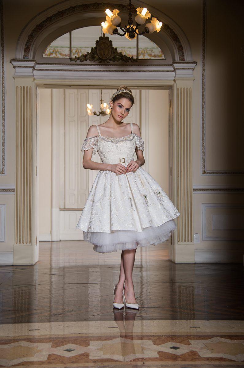Vestido Agrippina