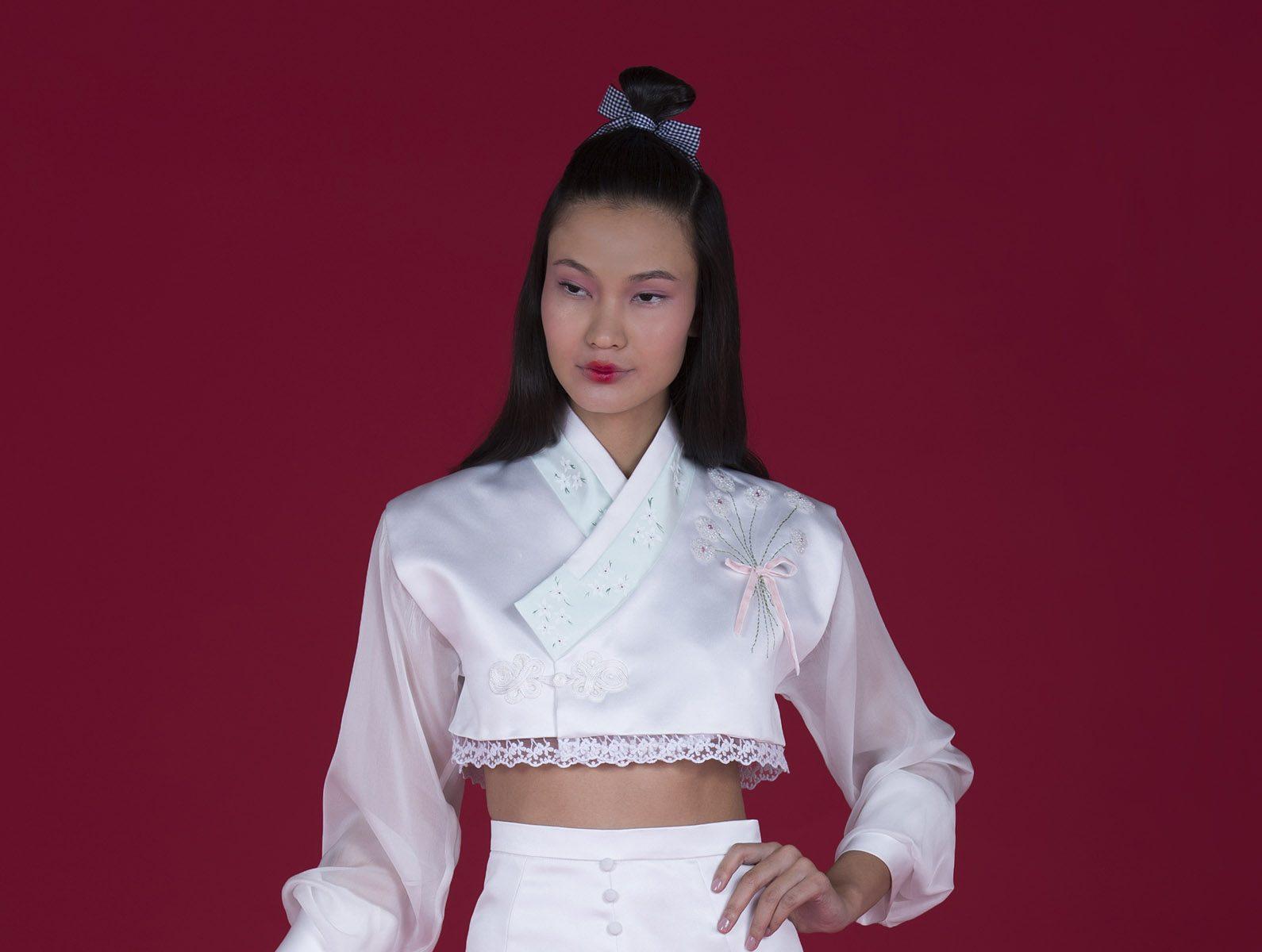 Mini Kimono Kaori