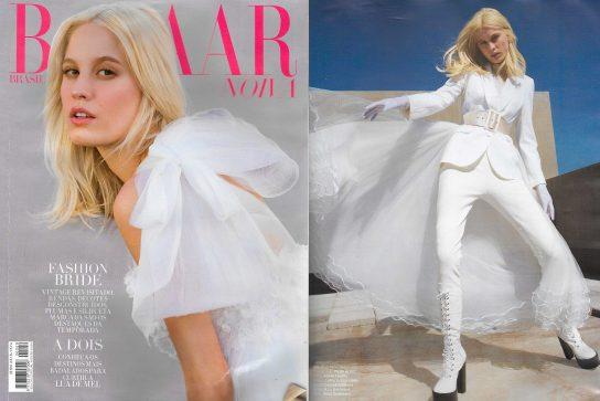 Revista Bazaar Noivas 2017