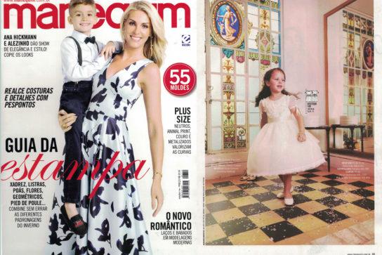 Revista Manequim - Maio 2019